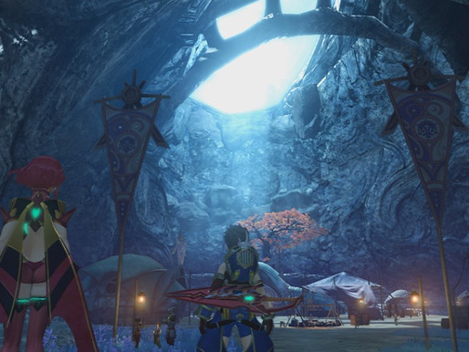 Mais 10 minutos de gameplay de Xenoblade Chronicles 2