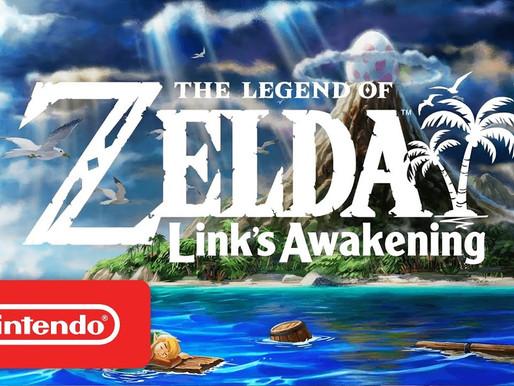 Zelda: Link's Awakening - Trailer de visão geral