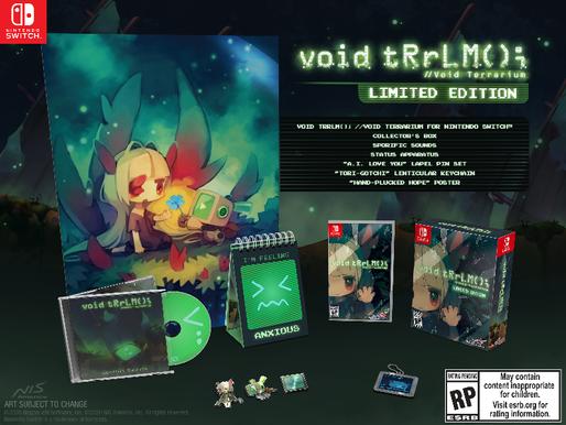 void tRrLM(); //Void Terrarium é anunciado para Nintendo Switch