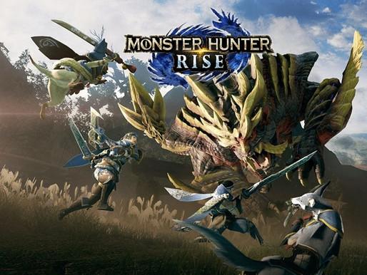 Demo Gratuita de Monster Hunter Rise Disponível Hoje; Novo Trailer Mostra Montaria em Serpe e Mais
