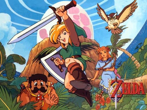 Rumor - Zelda a Link's Awakening Remake vindo para 3ds em 2018