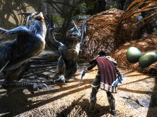 Kingdoms of Amalur: Re-Reckoning é anunciado para Nintendo Switch