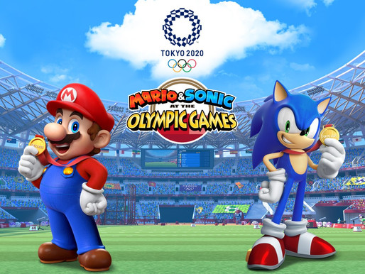 Mario e Sonic Tokyo 2020 ganha novo trailer e modo história