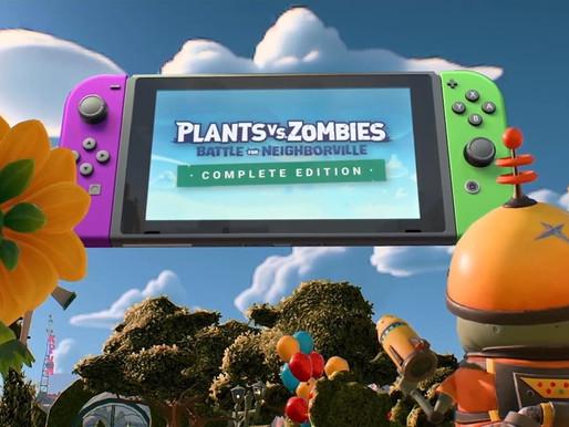 Os Mais Novos Lançamentos para Nintendo Switch esta Semana no Brasil