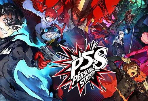 Persona 5 Strikers é anunciado oficialmente e ganha data de lançamento para Switch