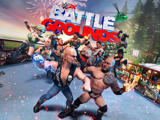 Análise/Review - WWE 2K Battlegrounds  - O Melhor Game de Luta-Livre para Nintendo Switch