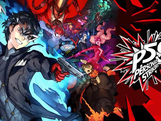 Persona 5 Strikers para Nintendo Switch -  Conheça o RPG de Ação - Review/Análise