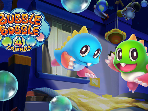 Bubble Bobble 4 Friends - Análise do clássico revivido no Switch
