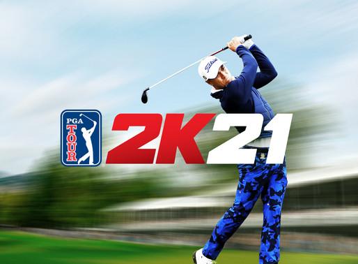 [Review] PGA Tour 2k21 - O jogo de Golf que faltava ao Nintendo Switch