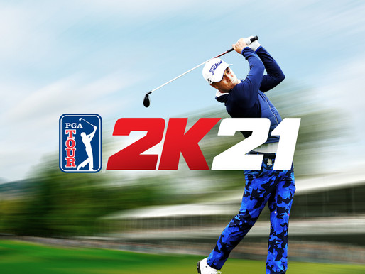 [Review] PGA Tour 2k21 - O jogo de Golf que faltava ao Nintendo Switch
