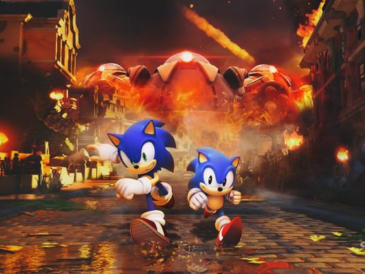 Sonic Forces - Gameplay da Demo direto do Switch