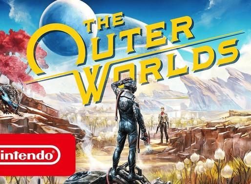 The Outer Worlds será lançado para o Nintendo Switch em 5 de junho de 2020