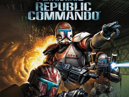 STAR WARS ™ Republic Commando: Conheça o Esquadrão