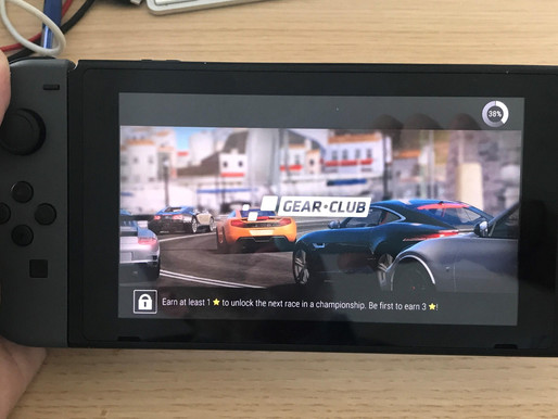 Gear Club Unlimited chegará exclusivamente ao Switch no dia 21 de Novembro