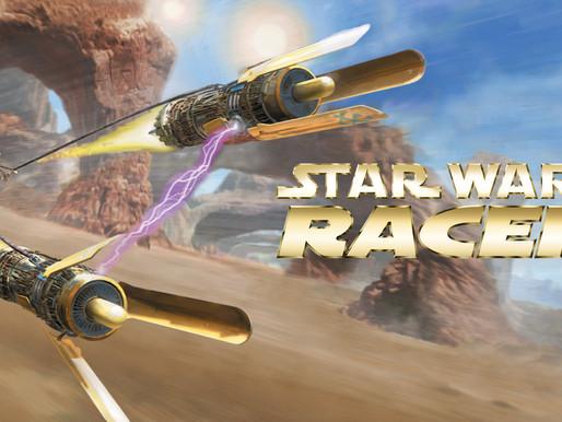 Star Wars Racer ganha patch de atualização