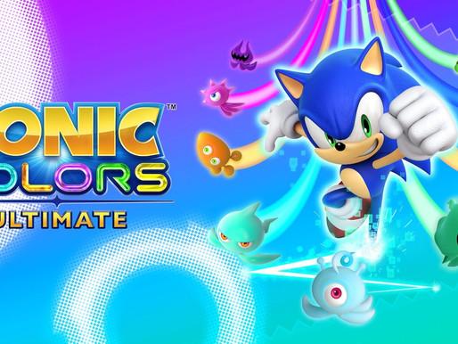 Edições Digitais de Sonic Colors: Ultimate Já Estão Disponíveis