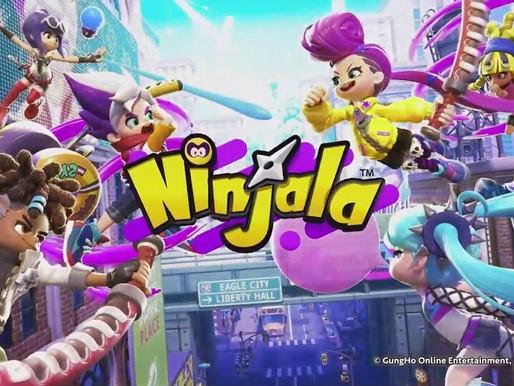 Ninjala ganha trailer de lançamento