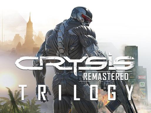 Crysis Remastered Trilogy é anunciado para Nintendo Switch