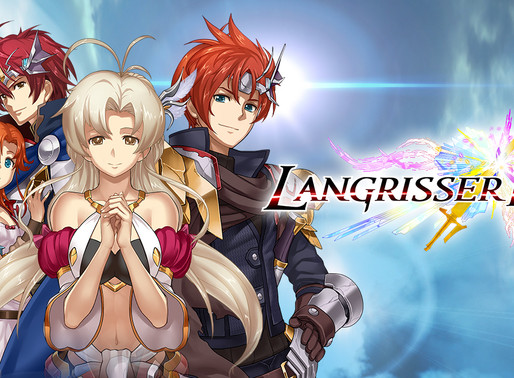 [Análise/Review] Langrisser 1 e 2 para Nintendo Switch