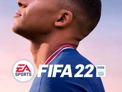 EA SPORTS REVELA KYLIAN MBAPPÉ COMO CAPA DO FIFA 22
