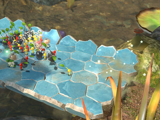 """Pikmin 3 Deluxe - trailer """"Lidere os Pikmin"""""""