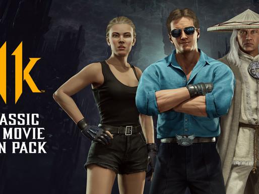Novo pacote de skins chega a Mortal Kombat 11