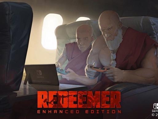 [Review] Redeeemer:Enhanced Edition o monge mais brutal do Nintendo Switch
