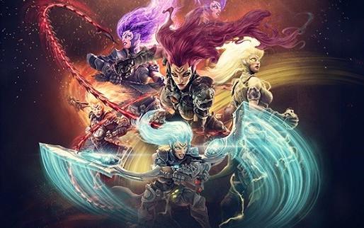 Liberte a Fúria em qualquer lugar! Darksiders III chega ao Nintendo Switch em 30 de setembro!