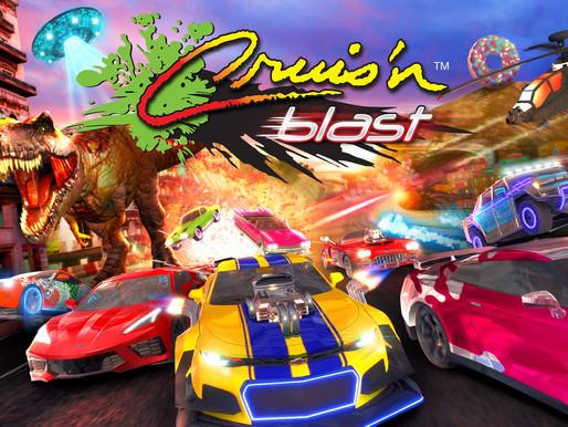 Confira o Novíssimo Trailer de Cruis'n Blast  - Exclusivo para Nintendo Switch