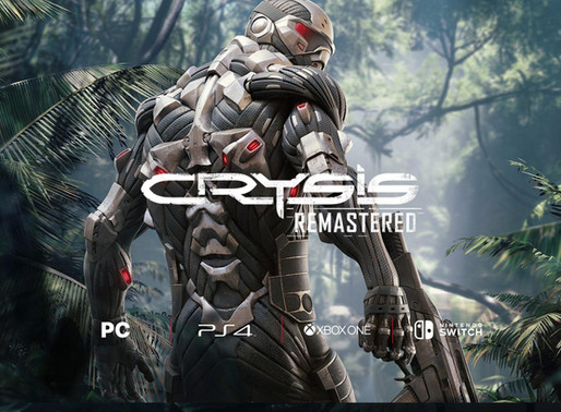 Crysis Remastered é anunciado para Nintendo Switch