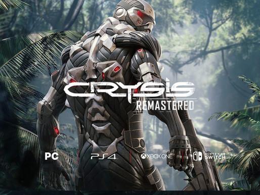 Crysis Remastered é anunciado para Nintendo Switch