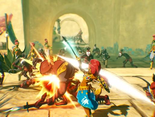 Confira o gameplay de Hyrule Warriors: Age of Calamity direto do Nintendo Treehouse