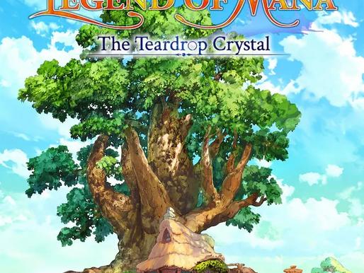 Anime de Legend of Mana é anunciado