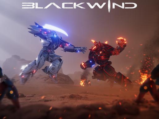 Blackwind anunciado para Nintendo Switch no quarto trimestre de 2021!