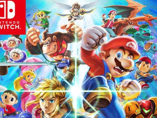 Super Smash Bros Ultimate é o jogo de luta mais vendido de todos os tempos