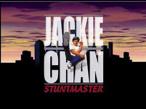 [ESPECIAL] Sessão retro de Domingo com Jackie Chan Stuntmaster