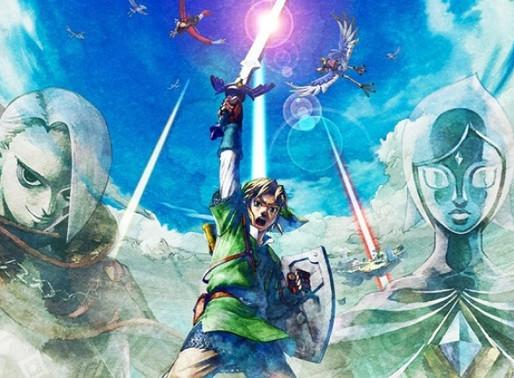 Mais um varejista lista Zelda: Skyward Sword para Nintendo Switch