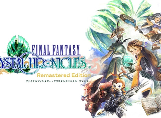 Final Fantasy Crystal Chronicles Remastered Edition será lançado em 23 de Janeiro [TGS 2019]