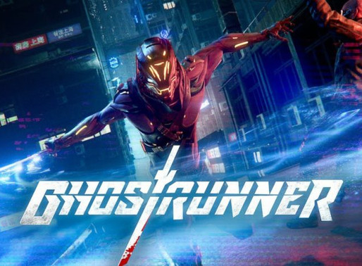 Ghostrunner - Veja o primeiro Gameplay no Switch