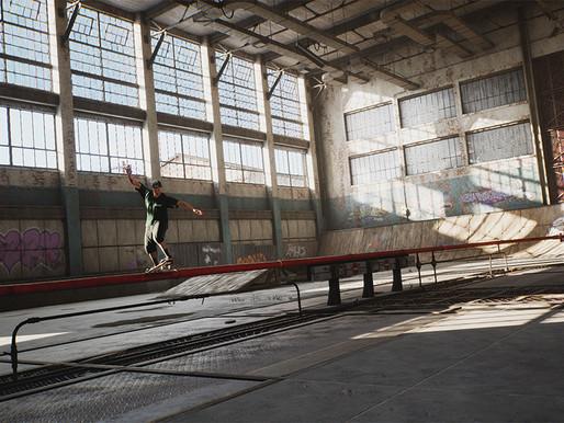Tony Hawks Pro Skater 1+2 Remake ganha data de lançamento no Nintendo Switch