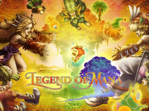 Legend of Mana Remaster tem cena de abertura revelada na E3