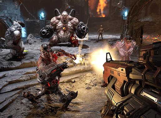 """Desenvolvedor de Doom Eternal esta """"atordoado"""" pelo jogo no Switch, acha que vai surpreend"""