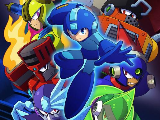 Novo jogo de Mega Man está em produção