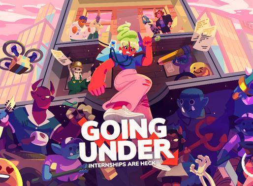 Going Under chega em Setembro ao Nintendo Switch