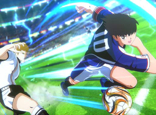 Captain Tsubasa: Rise of New Champions é anunciado para Switch