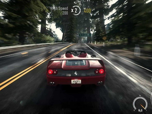 Need for Speed ​​Hot Pursuit Remastered é listado na Coreia do Sul