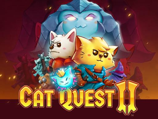 Novo trailer de Cat Quest II