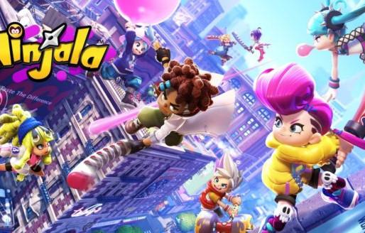 Ninjala ganhará um teste Beta aberto para todos no dia 28 de Abril