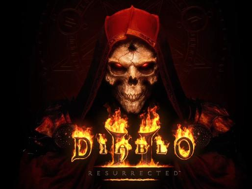 Os portões do Inferno estão abertos: Diablo® II: Resurrected™ já disponível