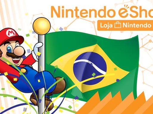 Novos Lançamentos da Semana na Loja Brasileira do Nintendo Switch